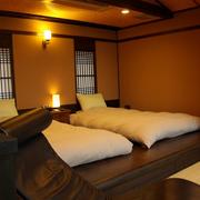 传统型卧室榻榻米