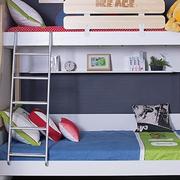 小户型儿童房实用床