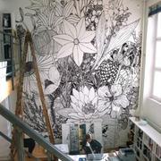 公寓墙面装饰画欣赏