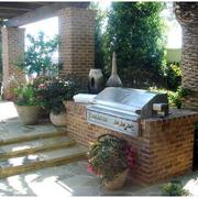 别墅花园展示