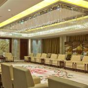 金色酒店会议室