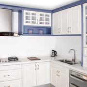 白色调厨房装修大全