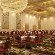 豪华酒店宴会厅