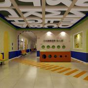 幼儿园大厅地板砖