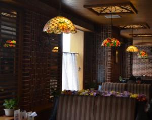复古典雅的咖啡店