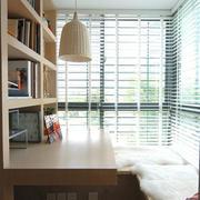 书房榻榻米书桌