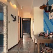 公寓地板砖装修设计
