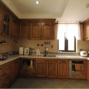 中式风格厨房装修大全