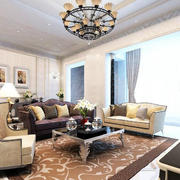 简欧风格客厅家具