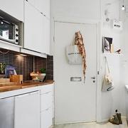唯美型厨房装修设计