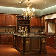 典雅厨房橱柜欣赏