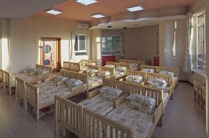 幼儿园儿童卧室装修设计图