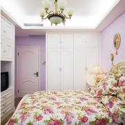 田园风格卧室装修图片