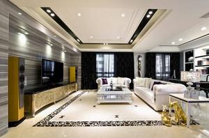 欧式公寓地板砖设计