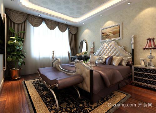 2015全新欧式卧室装修效果图