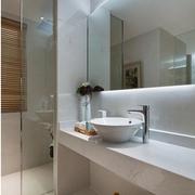 卫生间简约现代设计