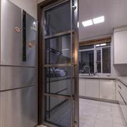 现代化的厨房门欣赏