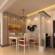 自然风格餐厅装修设计