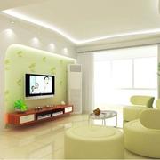 清爽系列客厅设计图片