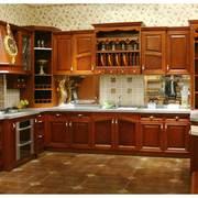厨房气派橱柜图片