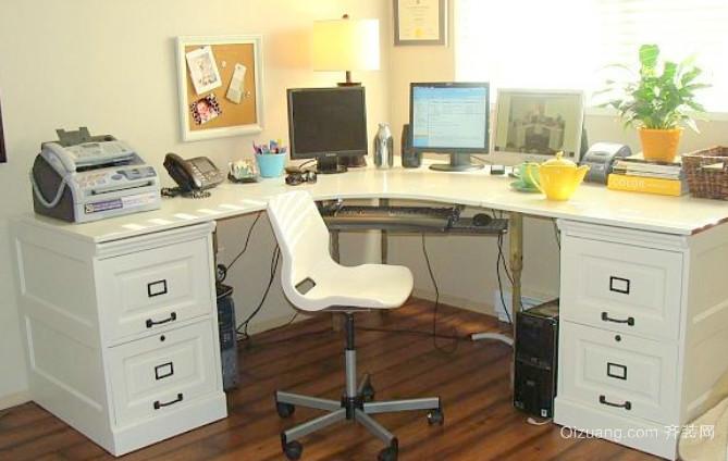 办公室保密办公文件柜装修效果图