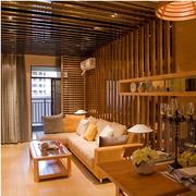 静谧舒适东南亚客厅