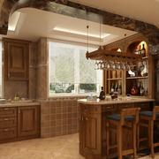 传统型厨房装修大全