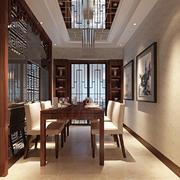 舒适古典优雅餐厅