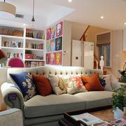 家装沙发效果图片
