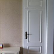 欧式简约风格隐形门装饰