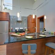 厨房吧台餐桌欣赏
