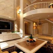 欧式奢华楼梯设计