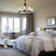 自然风格卧室设计大全