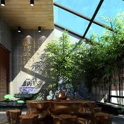 宜家风格阳台设计图片