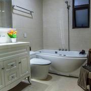 公寓卫生间效果图片