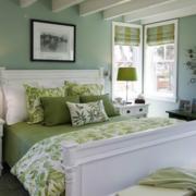 阁楼清新风格卧室装饰