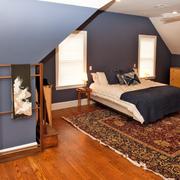 阁楼卧室地毯欣赏