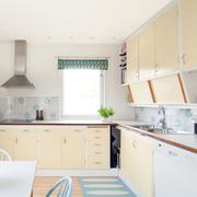 厨房米白色橱柜欣赏