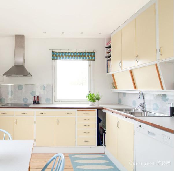 30平方厨房装修设计效果图