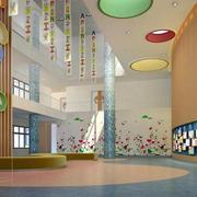 创意型幼儿园大厅