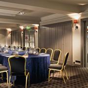 酒店温馨会议室