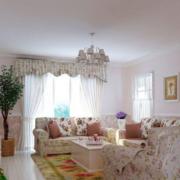 客厅飘窗效果图片