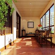 温馨型阳台设计图片