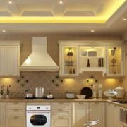 温婉优雅气质厨房