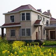 农村大型别墅欣赏