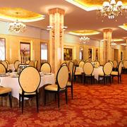 简欧式风格酒店宴会厅