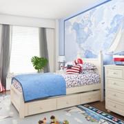 精致型儿童房效果图