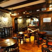 复古典雅酒吧欣赏