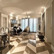 大户型现代客厅