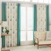 宜家风格窗帘装修设计